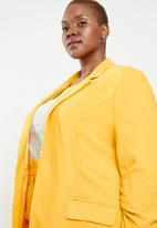 STYLE REPUBLIC PLUS - Soft suit jacket - yellow