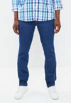 Pringle of Scotland - Firth straight leg jeans - blue