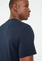 adidas Performance - Bos crew short sleeve tee - navy