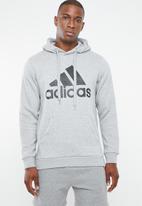adidas Performance - Bos pullover hoodie - grey
