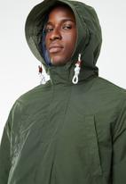 Jack & Jones - Parka jacket - green