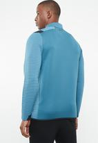 Under Armour - Storm daytona 1/2 zip top - blue