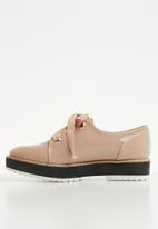 Footwork - Lace-up sneaker - neutral