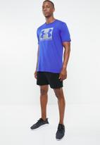 Under Armour - Ua boxed sportstyle short sleeve tee - blue