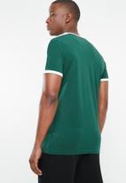 PUMA - Iconic T7 slim fit tee - green