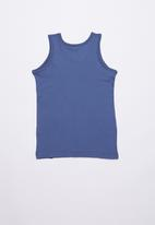 Volcom - Big stone vest - blue