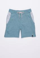 Volcom - Deadly stones short - grey & blue
