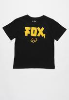 Fox - Bolt X tee - black