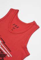 Fox - Blaster vest - red