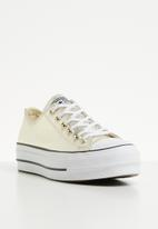 Converse - Chuck Taylor All Star Lift - gold/black/white