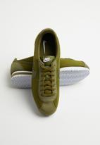 Nike - Classic Cortez nylon - olive flak olive flak & white