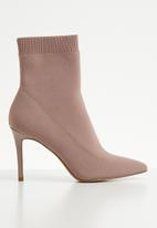 Steve Madden - Claire ankle boot - pink