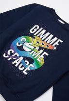 POP CANDY - Kids 2 pack sweater - navy & green