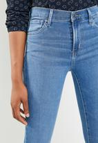 Levi's® - 720 High rise super skinny - blue