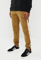Jack & Jones - Vega lane corduroy pants - brown