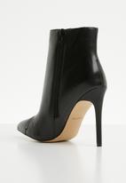 ALDO - Asteili leather boot - black