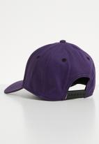 Diesel  - Cakerym-max curved peak cap - purple