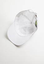 Nike - H86 Cap metal swoosh - white