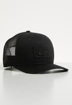 Nike - Cap trucker - black