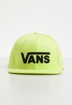 Vans - Drop V II snapback - green