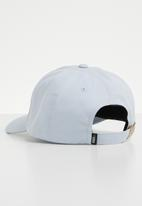 Vans - Curved bill jocket cap - blue