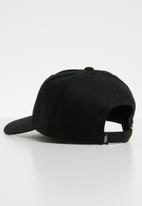 Vans - Curved bill jocket cap - black