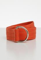 Superbalist - Keegan canvas belt - orange