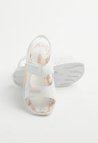 PUMA - Crony sandal v inf zadp - white & rose gold