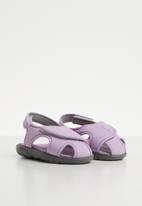 PUMA - Summer sandal kids dp orchid - purple