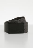 Vans - Deppster II web belt - grey