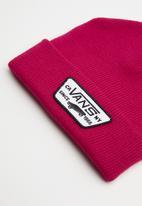 Vans - Milford beanie - pink
