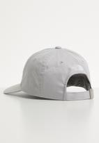 The North Face - The norm cap - grey & white