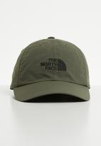 The North Face - Horizon cap - green & black