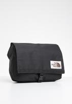 The North Face - Berkeley satchel - black & grey