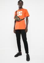 DC - Star cotton tee - orange
