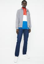 Only & Sons - William colourblock track top - multi