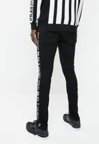 Only & Sons - Spun tape jeans - black