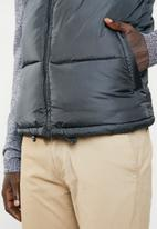 Only & Sons - Gilet puffer - navy