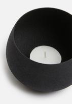 Present Time - Nimble votive ball - iron black