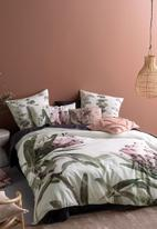 Linen House - Alice duvet cover set - blush