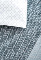 Linen House - Yamba duvet cover set - blue