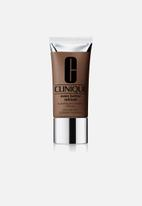 Clinique - Even better refresh hydrating and repairing makeup - espresso