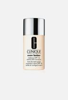 Clinique - Even better makeup broad spectrum spf 15 - custard