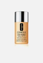 Clinique - Even better makeup broad spectrum spf 15 - honey wheat