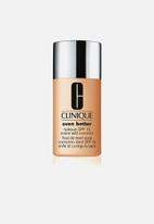 Clinique - Even better makeup broad spectrum spf 15 - toasted wheat