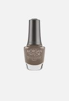 Morgan Taylor - African safari nail lacquer are you lion to me? ltd edition
