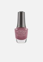 Morgan Taylor - African safari nail lacquer no sudden mauves ltd edition