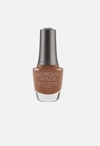 Morgan Taylor - African safari nail lacquer neutral by nature ltd edition