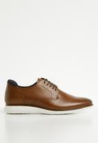 ALDO - Leather - tan