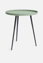 Present Time - Nimble side table - green